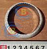 1136000098 Прокладка приймальної труби (кільце графітове) FC/EMG/SL 78*66*16 Geely Emgrand EC7 ФС/СЛ/ЕС7