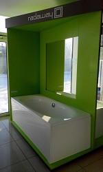 Нові ванни від Radaway.Зі святом весни!
