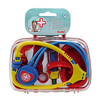 Игровой набор «Simba» (5545260) набор доктора в кейсе 18х16, 6 предметов