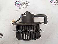 Двигатель отопителя с крыльчаткой 24V Foton AC3251/2