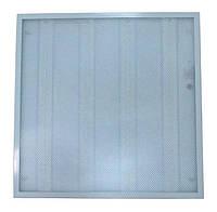 LED панель 600*600 мм Frosted Glass Армстронг 36W 6000К, фото 1