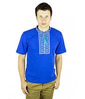 Чоловічі вишиті футболки в Украине. Сравнить цены 112a0212a60a6