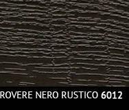 Виниловая плитка 6012 Rovere nero rustico