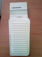 Фильтр воздушный двигателя BYD F3 1.6L, EC7/EC7RV/SL/FC 1064000180 Konner