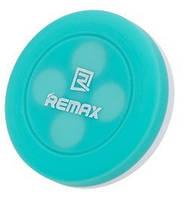 Автомобильный держатель REMAX Car Holder ✓ цвет: голубой с белым