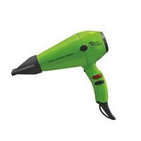 Професійний фен з іонізацією TICO Professional Ergo Stratos ION Green (100003IONGN)
