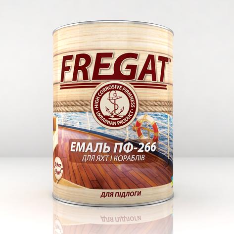 """Эмаль ПФ-266 для пола """"FREGAT"""""""