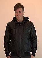 Куртка мужская из экокожи BRAVE SOUL
