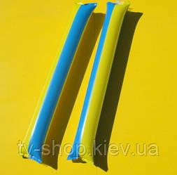 Палки надувные Флаг Украины