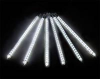 Гирлянда Сосульки светодиодная Белая 3 метра
