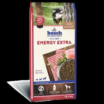 Bosch EXTRA ENERGY 1 кг- корм для собак с высокой физической нагрузкой