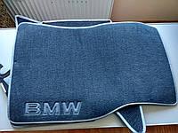 Автомобилные коврики в салон BMW X5 E-53/57 1999-2003, серые, Garda