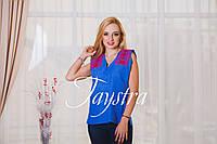 Блуза безрукавка вышитая женская, вышиванка, этно стиль, Bohemia