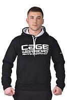 Толстовка CAGE WARRIORS black XL