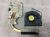 HP ProBook 6555b система охлаждения