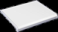 Подоконник Danke Satin Bianco - белый мат 700-2 мм