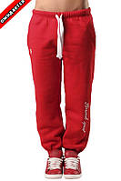 WOMENS ATHLETIC PANTS, RED