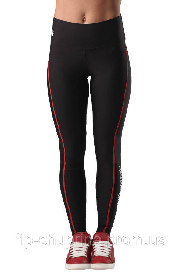 Компрессионные штаны PLASTIC BODY, фото 1