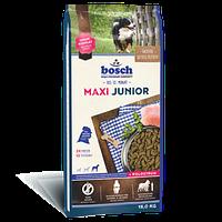 Bosch MAXI Junior 15 кг - корм для щенков крупных пород