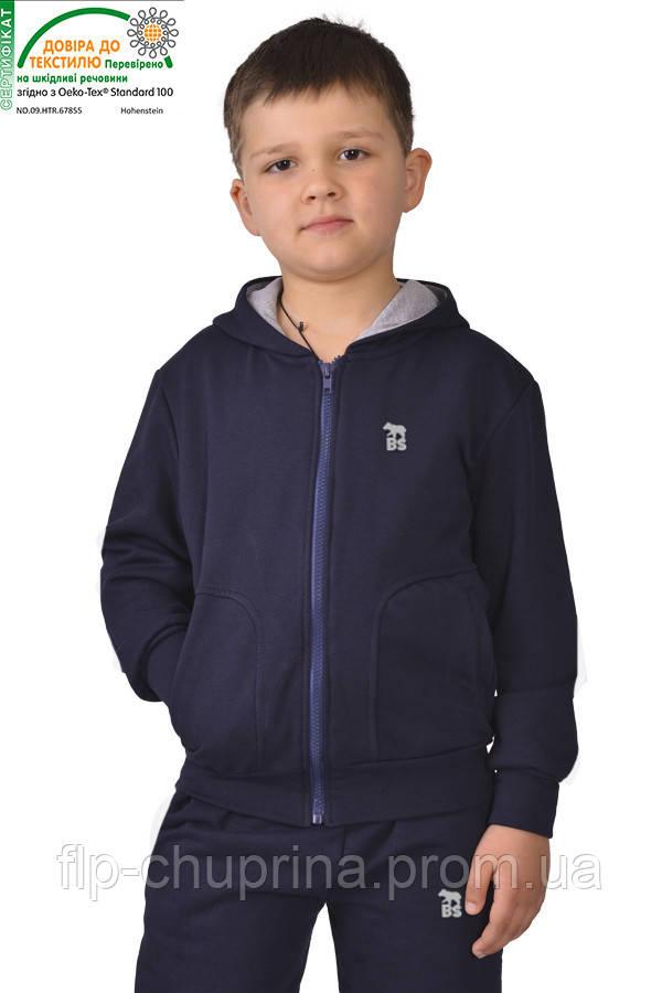 Толстовка PREMIUM KID dark blue