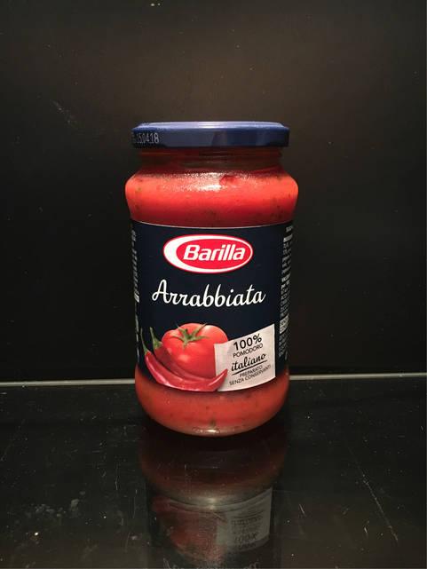 Соус Barilla Arrabiatta 400 g