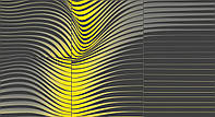 Ламінат Edition 1371375 Zaha Hadid Wave - Parador, фото 1