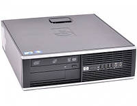 БУ Настольный ПК HP dc7800 SFF, Pentium Dual 1.8GHz (E2160)/ 1 Gb DDR2/ 80Gb SATA/ DVD- (GW224ES)