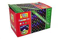 """Электрическая гирлянда """"Мерцающие огни""""  100 LED цветной"""