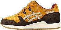 Мужские кроссовки Asics Gel Lyte III Workwear Pack Brown, асикс