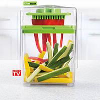 Овощерезка Chop Magic, измельчитель CHOP MAGIC, ручная овощерезка, чоп меджик, овощерезка терка для шинковки