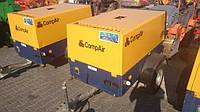 Воздушный компрессор CompAir C38, 2006  г.в. - запчасти