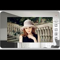 Цветной видеодомофон QV-IDS4734 (MIRROR)