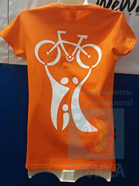 Печать на футболках 9