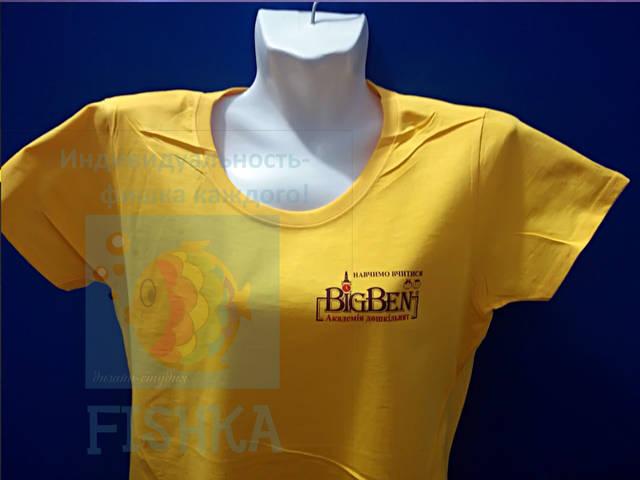 Печать на футболках 11