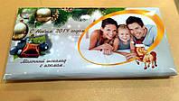 Сувенирный Шоколад с Вашей фотографией