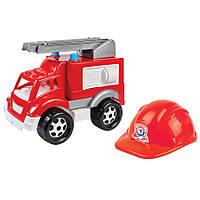 Игрушка малыш - пожарник ТехноК
