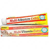 Витамины для котов Гимпет паста мультивитамин экстра 20г