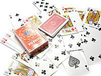 Карты игральные (9х6х1,7 см)(10шт/уп)
