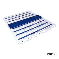 Пластиковая палитра для лаков