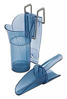SI5000 Комплект для бара Saf-T-Scoop® (совок для льда) & Guardian System™ (держатель), 6-10 Oz