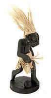 "Папуас ""Футболист"" дерево (16,5х8,5х8 см)"