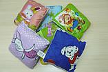 Подушка детская, 35х35, в коляску и кроватку, фото 5
