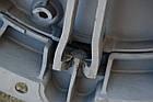 Люк чугунный канализационный тяжелый магистральный KASI тип ТМ (D400) KDU81P (Чехия), фото 6