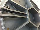 Люк чугунный канализационный тяжелый магистральный KASI тип ТМ (D400) KDU81P (Чехия), фото 7