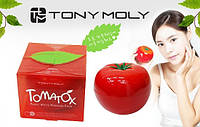 Tony Moly Tomatox Magic White Massage Pack  Детокс томатная маска