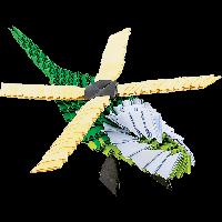 """Модульное оригами """"Вертолет"""""""