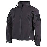 """Куртка тактическая """"Scorpion"""" (SOFT SHELL ) цвет черный"""