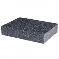 Губка для шлифования 100x70x25 мм, оксид алюминия К60 INTERTOOL HT-0906