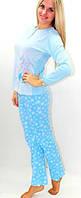 Женская пижама, нежная женская пижама из трикотажа и велюра, стильная пижама для прекрасных женщин.
