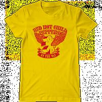 """Мужская футболка с принтом """"Red Hot Chili Peppers"""""""